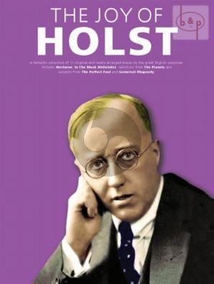 The Joy of Holst Piano