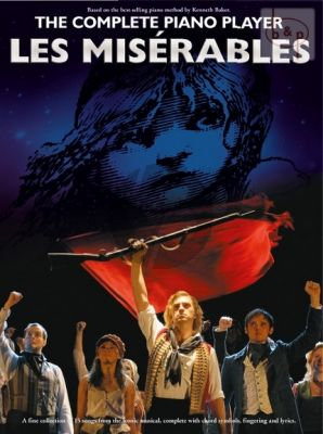 The Complete Piano Player Les Miserables