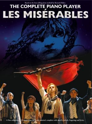 The Complete Piano Player Les Miserables (with Lyrics and Chords)