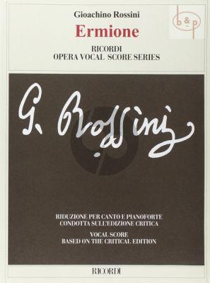 Ermione (Vocal Score) (it.)