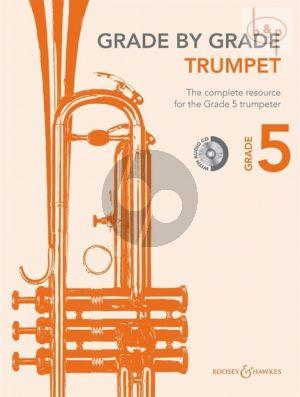 Grade by Grade 5 (Trumpet-Piano)