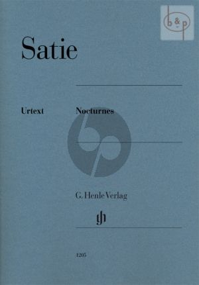 Satie Nocturnes Piano solo (edited by Ulrich Kramer)
