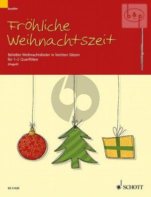Frohliche Weihnachtszeit (Beliebte Weihnachtsl. in leichten Satzen) (1 - 2 Flutes)