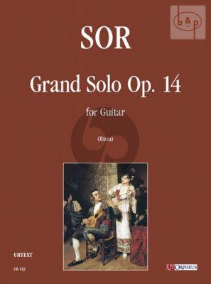 Grand Solo Op.14