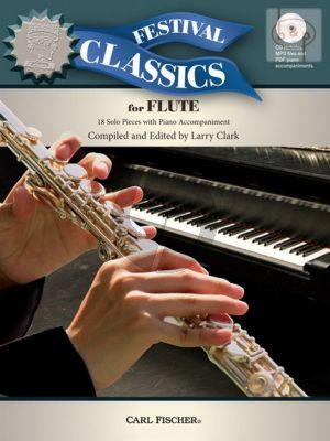 Festival Classics for Flute (18 Solo Pieces)