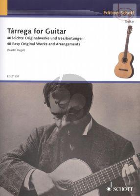 Tarrega for Guitar