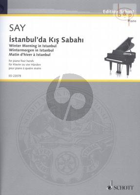 Istanbul'da Kis Sabahi Op.51b