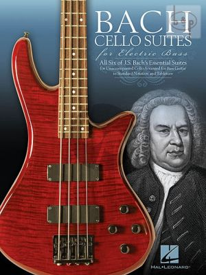 6 Cello Suites for Electric Bass