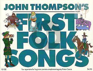 First Folk songs