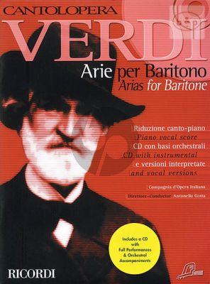 Arias for Baritone Vol.1 (Voice-Piano)