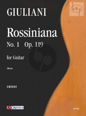 Rossiniani No.1 Op.119