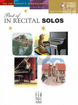 Best of In Recital Solos Vol.4