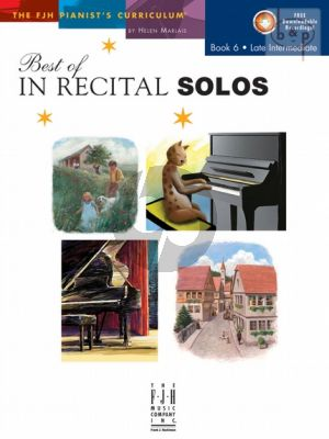 Best of In Recital Solos Vol.6