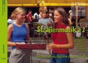 Strassenmusik a 2 Vol.3 (Klezmer-Blues-Ragtime & Latin-Folk