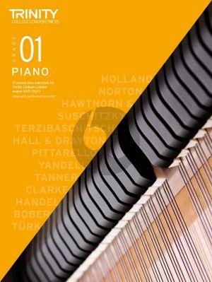 Piano Exam Pieces Plus Exercises 2021-2023: Grade 1