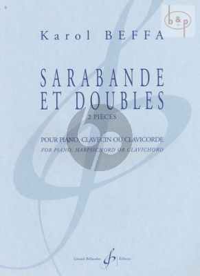 Sarabande et Doubles