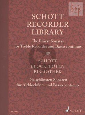 Die Schonsten Sonaten (The Finest Sonatas)