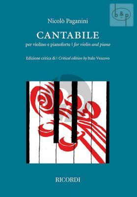 Cantabile D-major