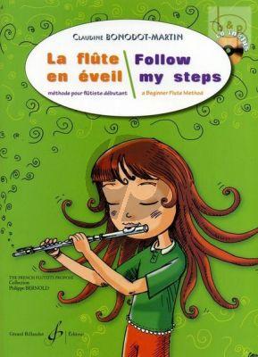 La Flute en Eveil (Follow my Steps) Vol.1 (Method for Beginners)