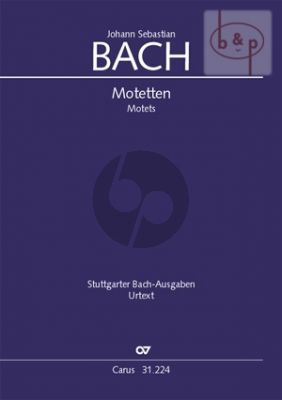 Motetten Sammlung SATB/SATB with Continuo by Paul Horn