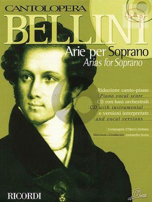 Arie per Soprano (Voice-Piano)