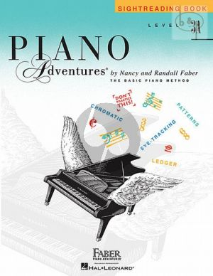 Piano Adventures Sightreading Level 3A