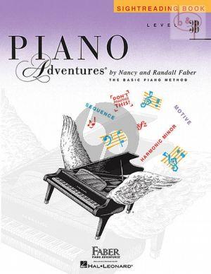 Piano Adventures Sightreading Level 3B