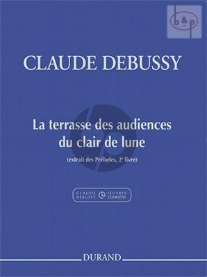 La Terrasse des audiences du Clair de Lune
