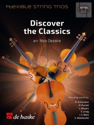 Discover the Classics (Flexible String Trio)