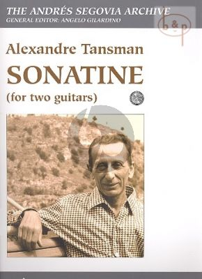 Sonatine for 2 Guitars (1952)