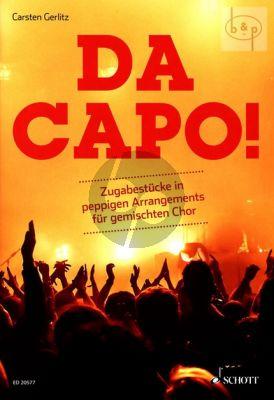 Da Capo! (Zugabestucke in peppigen arrangements)