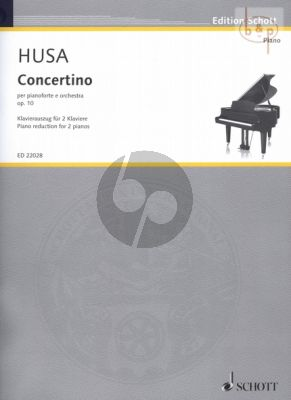 Concertino Op.10 (1950)