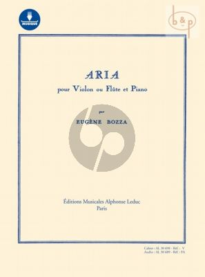 Aria for Violin[Flute]-Piano