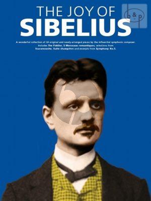 The Joy of Sibelius for Piano