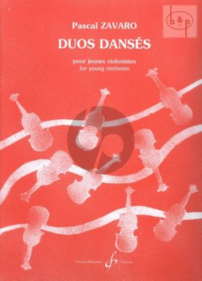 Duos Danses for Young Violinists (2 Violins)