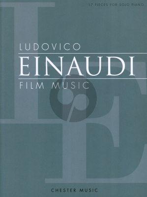 Einaudi Film Music for Piano