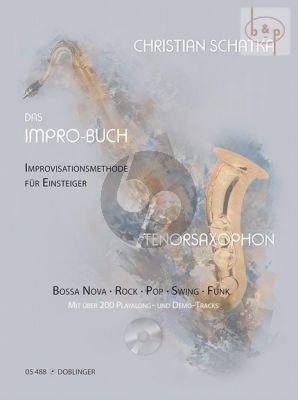 Das Impro Buch (Improvisationsmethode fur Einsteiger)