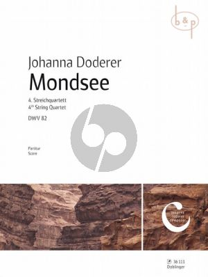Mondsee (Quartet No.4 DWV 82)
