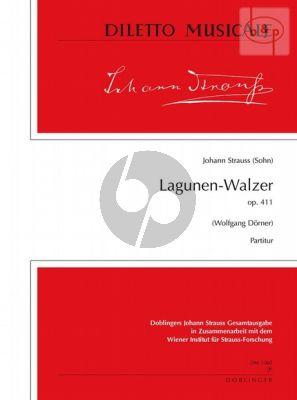 Lagunen-Walzer Op.411 (Orch.)
