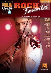 Rock Favorites Violin