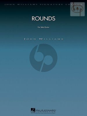 Rounds for Solo Guitar