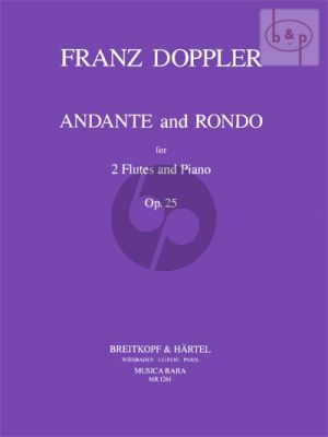 Andante and Rondo Op.25