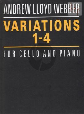 Variations 1 - 4