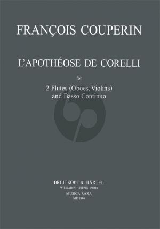 L'Apotheose de Corelli