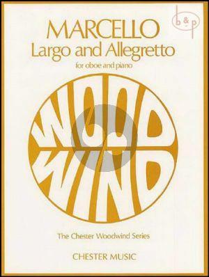 Largo & Allegretto Oboe and Piano