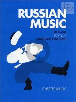 Russian Music Vol. 2 for Piano