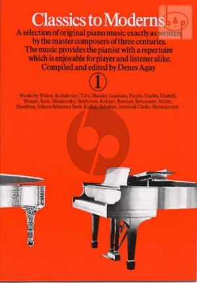 Classics to Moderns Vol.1