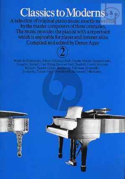 Classics to Moderns Vol.2