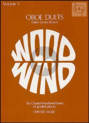 Oboe Duets Vol.1