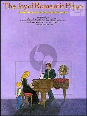 Joy of Romantic Piano Vol.1
